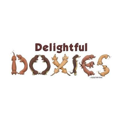 DELIGHTFUL DOXIES T-SHIRT Image