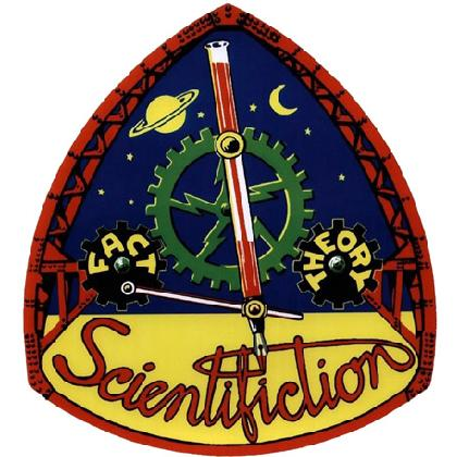 SCIENTIFICTION T-SHIRT Image