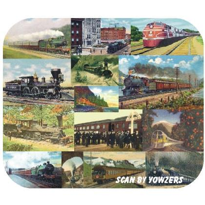 GREAT TRAINS of YESTERYEAR Image
