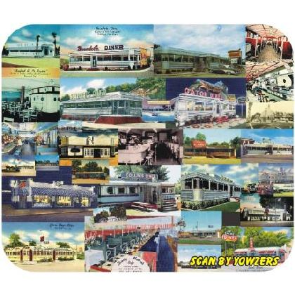 GREAT AMERICAN DINERS of YESTERYEAR Image