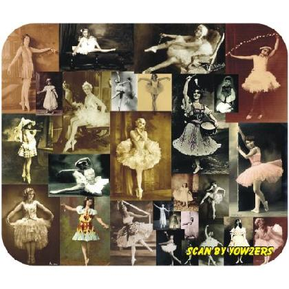 BALLERINAS of YESTERYEAR Image