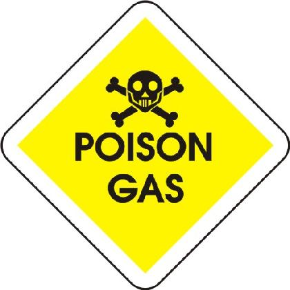 POISON GAS T-SHIRT Image