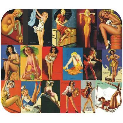 CIGARETTE CARD GLAMOR GIRLS Image