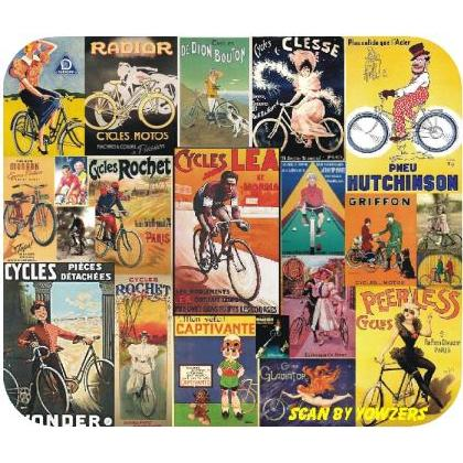 BICYCLE POSTERS of YESTERYEAR Image