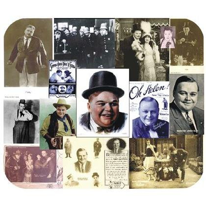 "ROSCOE ""FATTY"" ARBUCKLE COLLECTIBLES Image"