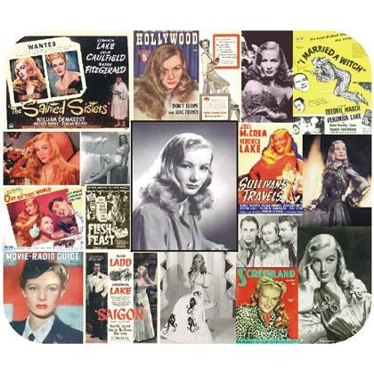 VERONICA LAKE COLLECTIBLES Image