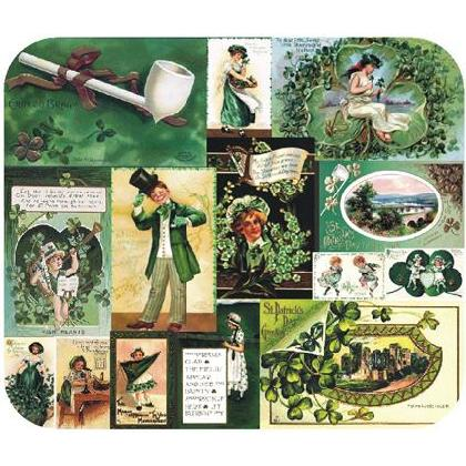 VINTAGE SAINT PATRICK'S DAY POSTCARDS Image