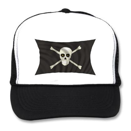 PIRATE FLAG BB CAP Image