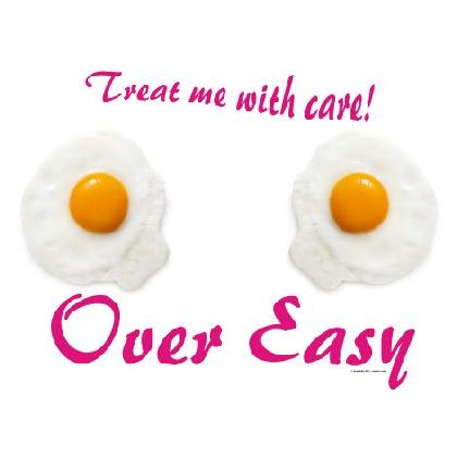 OVER EASY EGGS T-SHIRT Image
