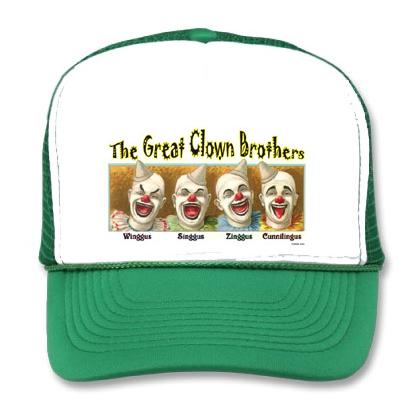 THE GREAT CLOWN BROTHERS BB CAP Image