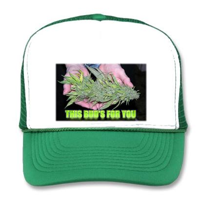 THIS BUD'S FOR YOU BB CAP Image