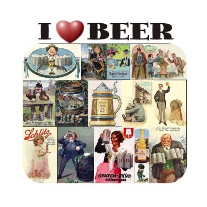 I LOVE BEER T-SHIRT Image