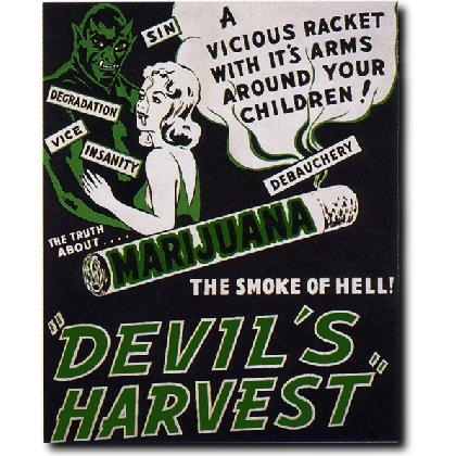 DEVIL'S HARVEST T-SHIRT Image