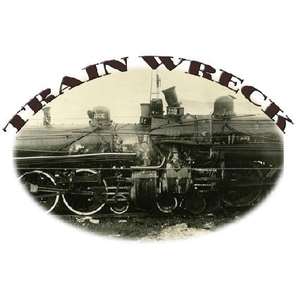 TRAIN WRECK T-SHIRT Image