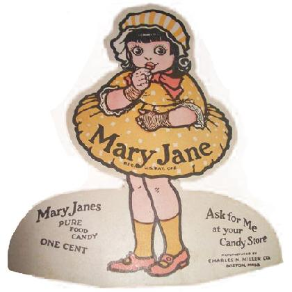 MARRY JANE CANDY T-SHIRT Image