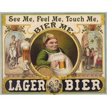 SEE ME, FEEL ME, TOUCH ME, BEER ME T-SHIRT Image