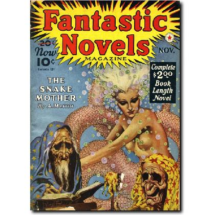 FANTASTIC NOVELS T-SHIRT Image
