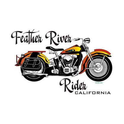 FEATHER RIVER RIDER T-SHIRT Image