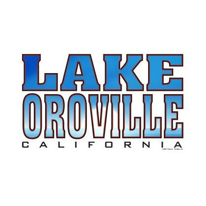 LAKE OROVILLE, CALIFORNIA T-SHIRT Image