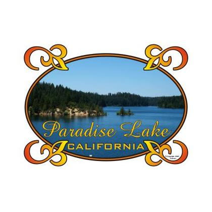 PARADISE LAKE T-SHIRT Image