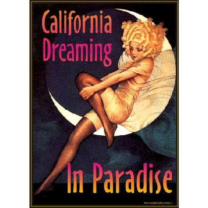 CALIFORNIA DREAMING T-SHIRT Image