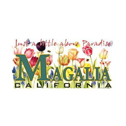MAGALIA CALIFORNIA FLOWERS T-SHIRT Image