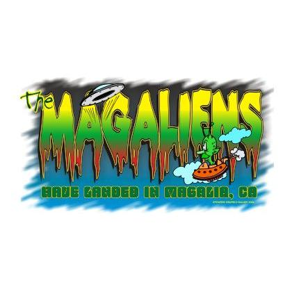 MAGALIANS HAVE LANDED T-SHIRT Image
