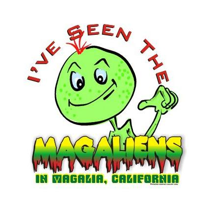 I'VE SEEN THE MAGALIANS IN MAGALIA T-SHIRT Image