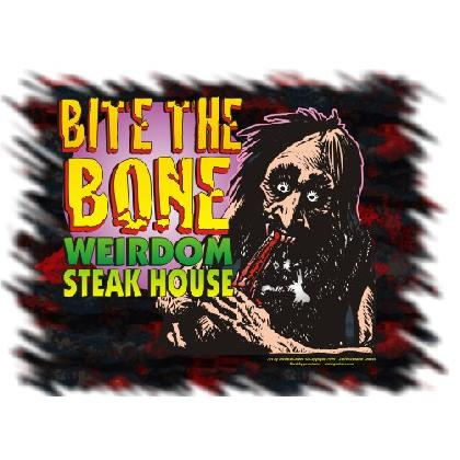 BITE THE BONE T-SHIRT Image