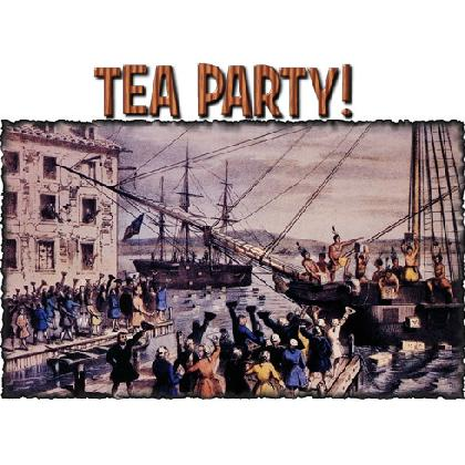 TEA PARTY T-SHIRT Image