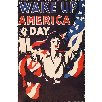 WAKE UP AMERICA DAY T-SHIRT Image