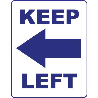 KEEP LEFT T-SHIRT Image