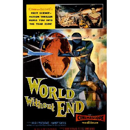 WORLD WITHOUT END T-SHIRT Image