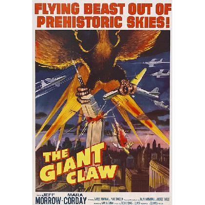 THE GIANT CLAW T-SHIRT Image