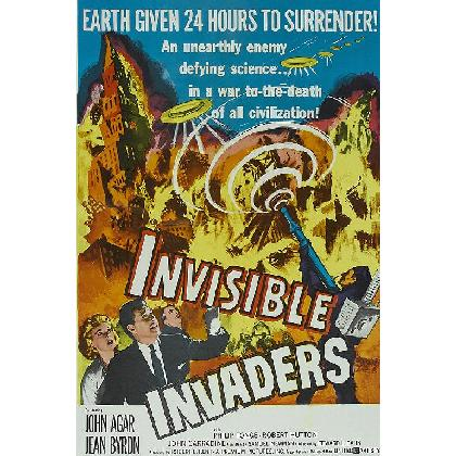 INVISABLE INVADERS T-SHIRT Image