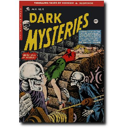 DARK MYSTERIES #19 T-SHIRT Image